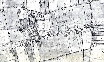 Map of Cardington in 1794 [W2-6-5]